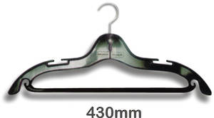 Quality Plastic Bar Hanger - Metal Swivel Hook - 304B